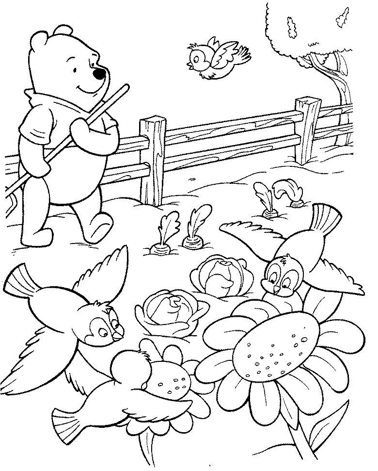 20 dessins de coloriage winnie l 39 ourson en ligne imprimer - Coloriage en ligne superman ...