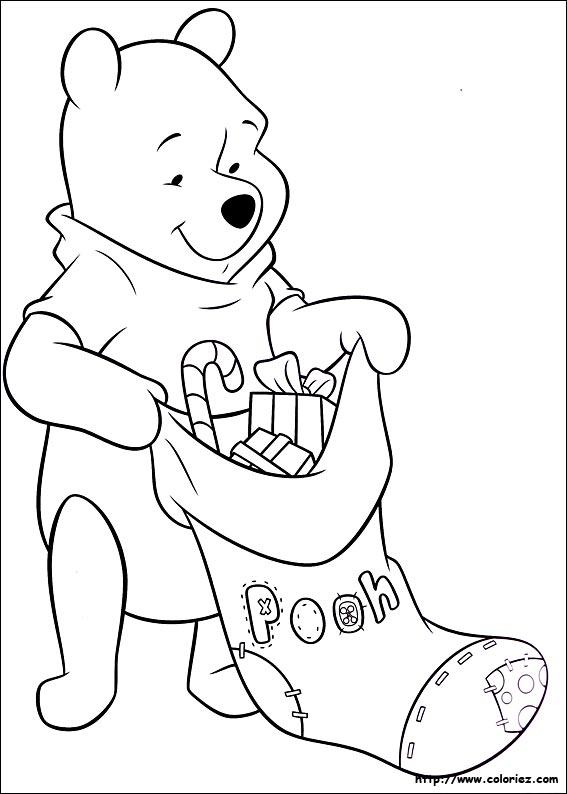 Dessin magique winnie l 39 ourson - Comment dessiner winnie l ourson ...