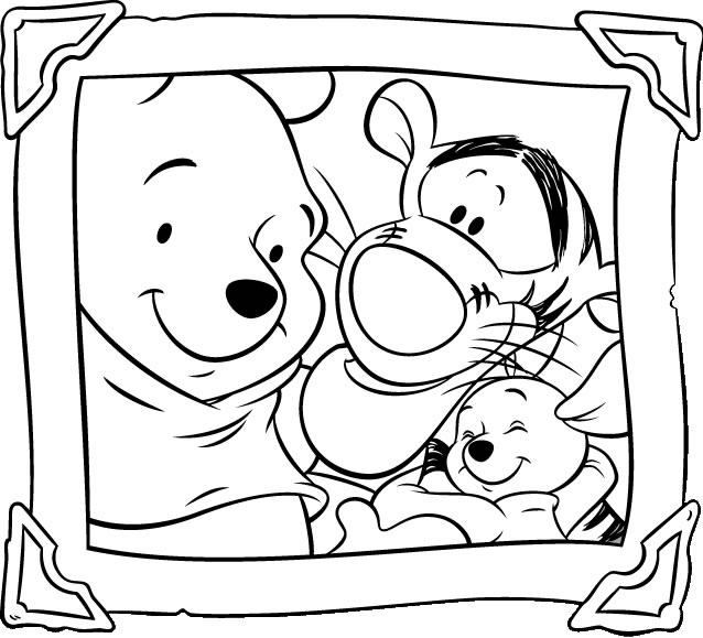 Jeux de dessin colorier winnie l 39 ourson gratuit - Jeux de winnie l ourson gratuit ...