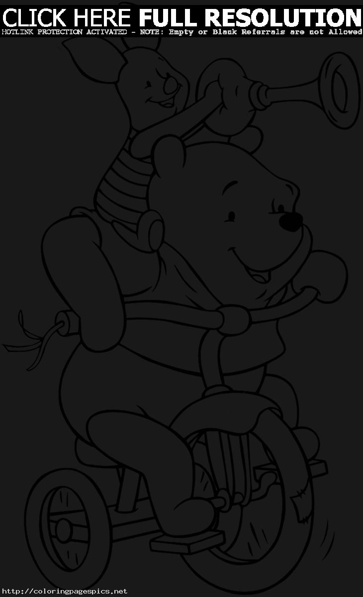 Coloriage dessiner a imprimer winnie l 39 ourson et ses amis - Comment dessiner winnie l ourson ...