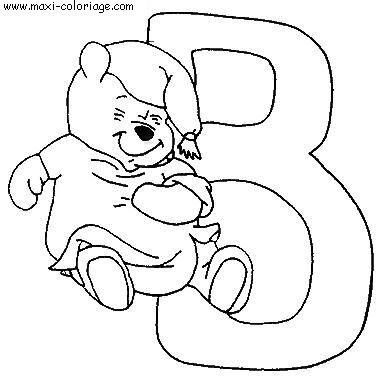 Coloriage winnie l 39 ourson gratuit en ligne - Jeux de winnie l ourson gratuit ...