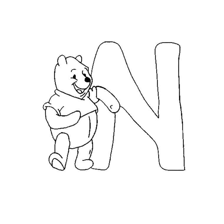 Dessin colorier winnie bebe - Winnie dessin ...