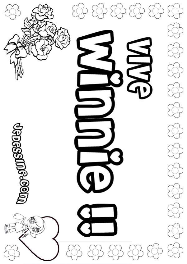 dessin winnie the witch