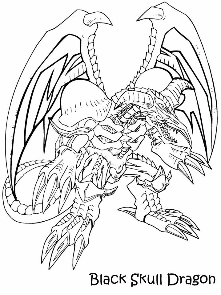 59 dessins de coloriage YuGiOh