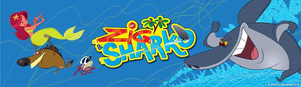 57 dessins de coloriage zig et sharko imprimer for Disegni zig e sharko