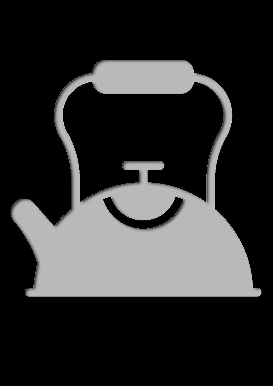 Pochoir Cafe Bouilloire