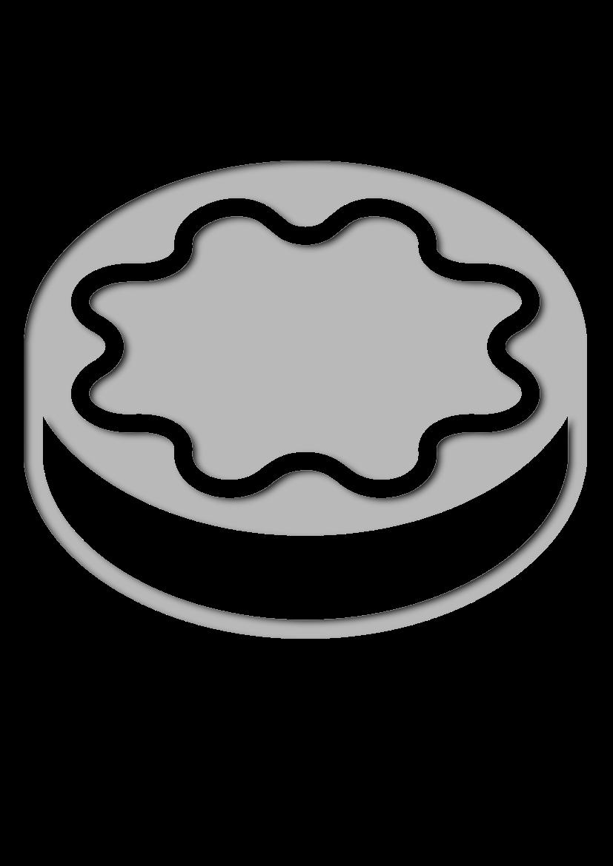 Pochoir Cafe Biscuit