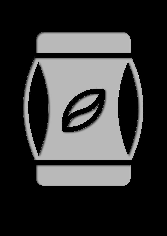Pochoir Cafe Grains de caf�