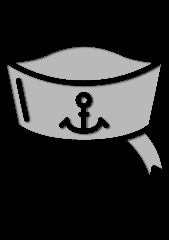 Pochoir Chapeaux Chapeau de marin