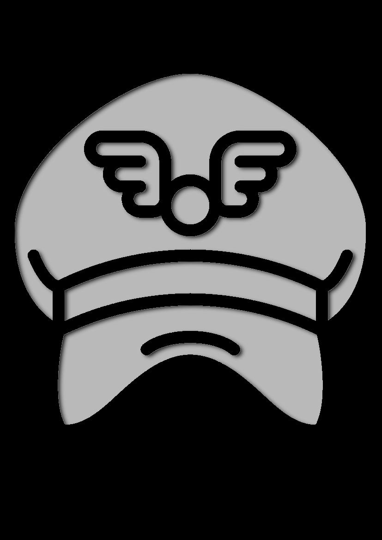 Pochoir Chapeaux Chapeau militaire
