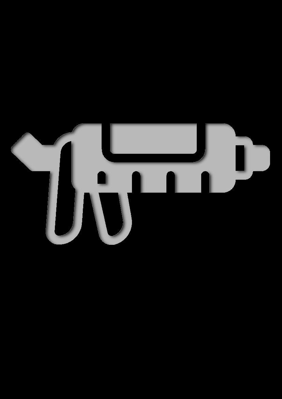 Pochoir Constructions Pistolet à calfeutrer
