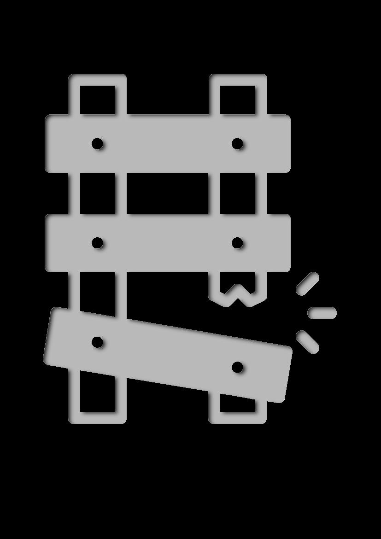 Pochoir Constructions Échelle