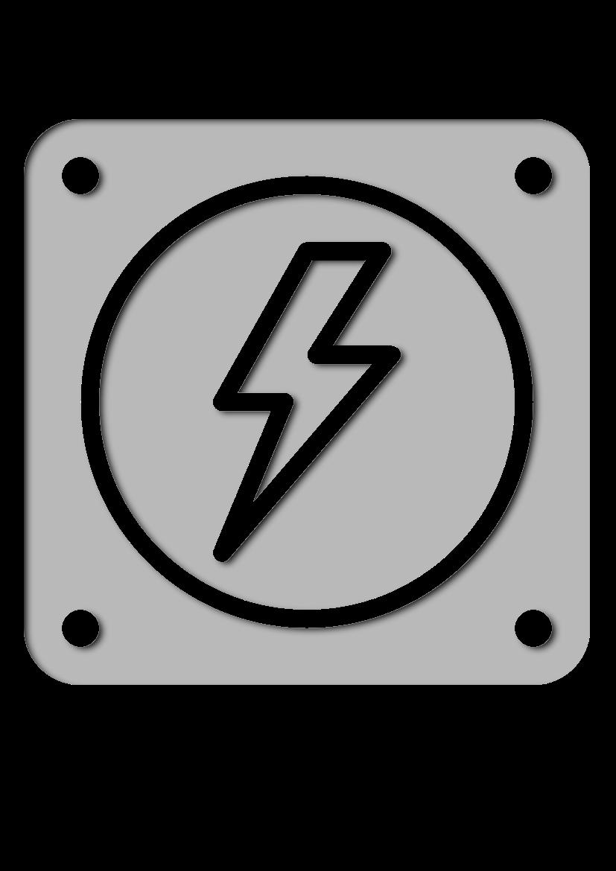 Pochoir Constructions Électricité