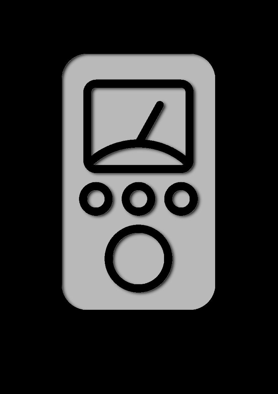 Pochoir Constructions Voltmètre