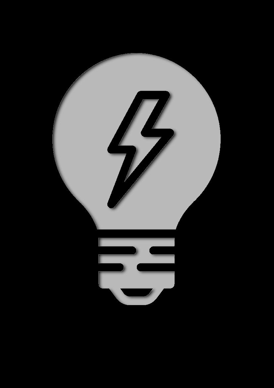Pochoir Constructions Ampoule