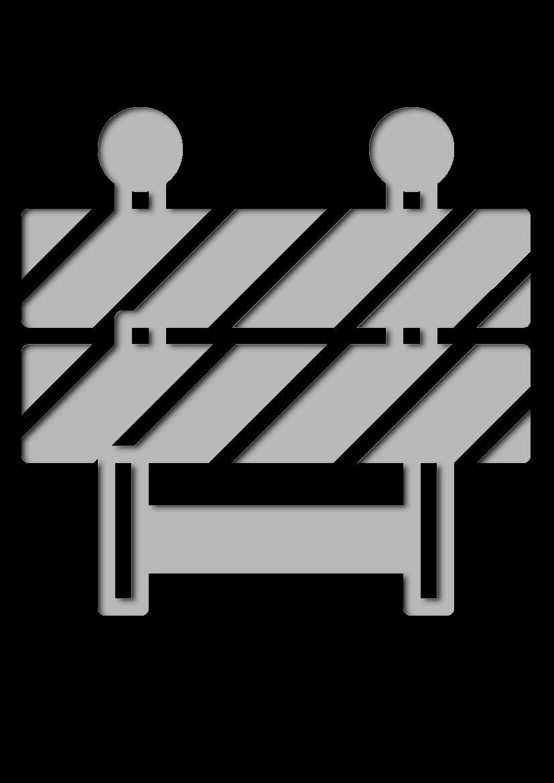 Pochoir Constructions Barrière