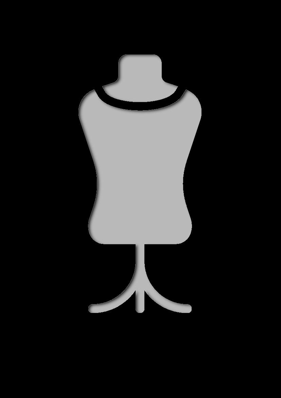 Pochoir Couture Mannequin