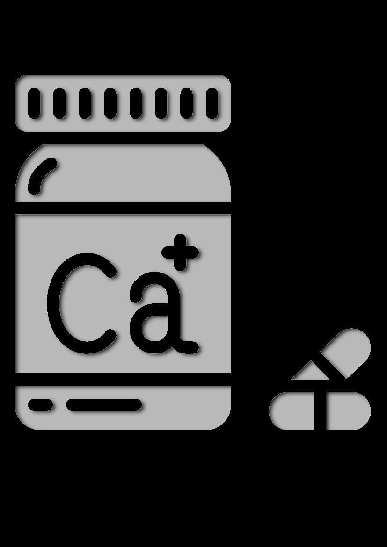Pochoir Dentisterie Calcium