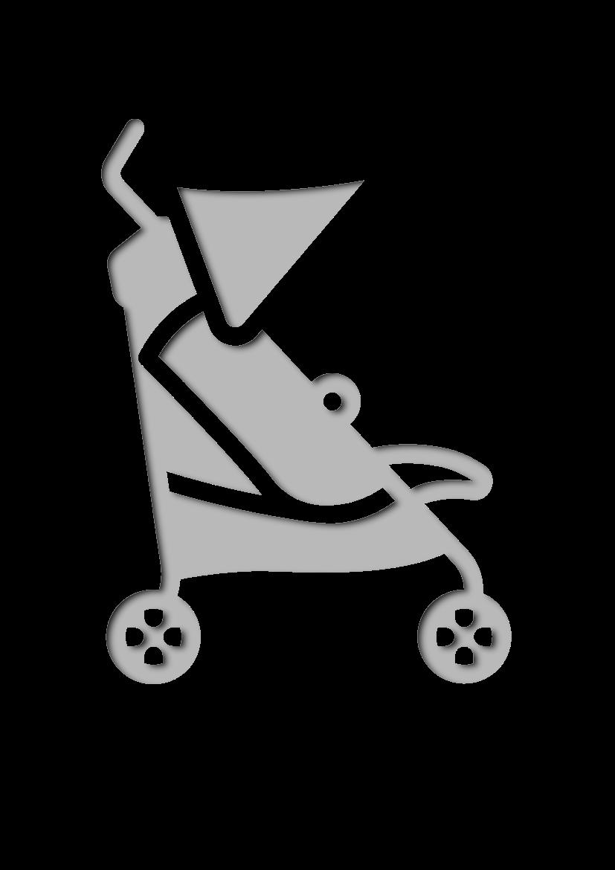 Pochoir Education-des-enfants Poussette