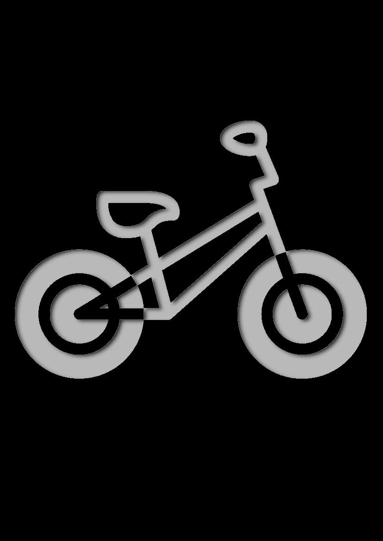 Pochoir Education-des-enfants Vélo