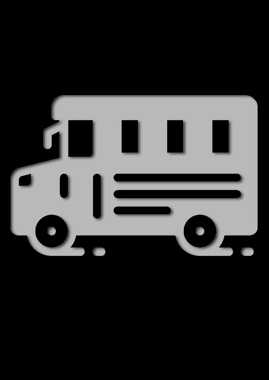 Pochoir Education-des-enfants Bus scolaire