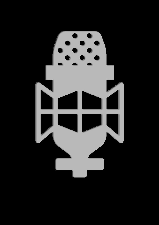 Pochoir Ensemble-de-musique Microphone