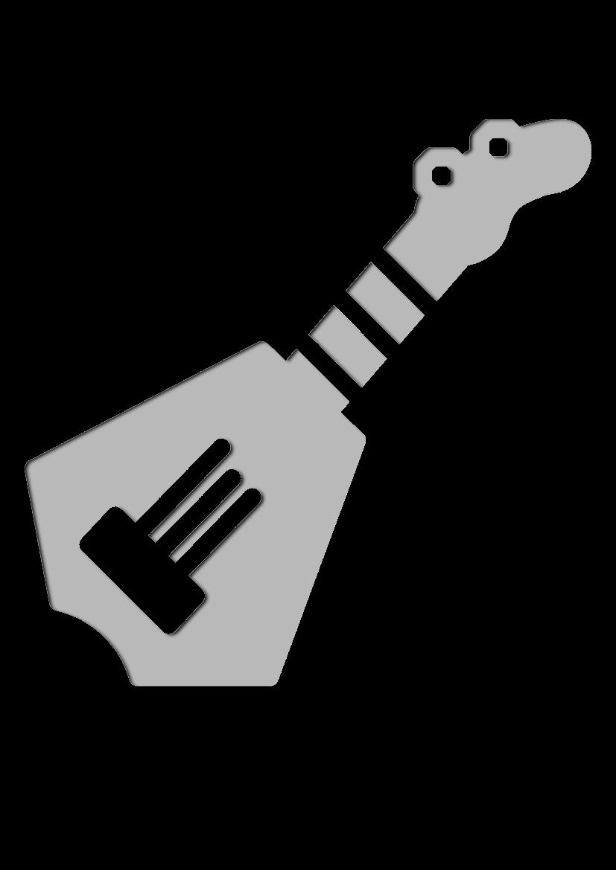 Pochoir Ensemble-de-musique Guitare �lectrique