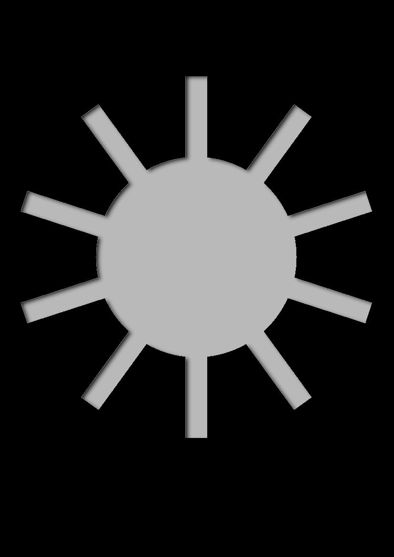 Pochoir Ete Soleil