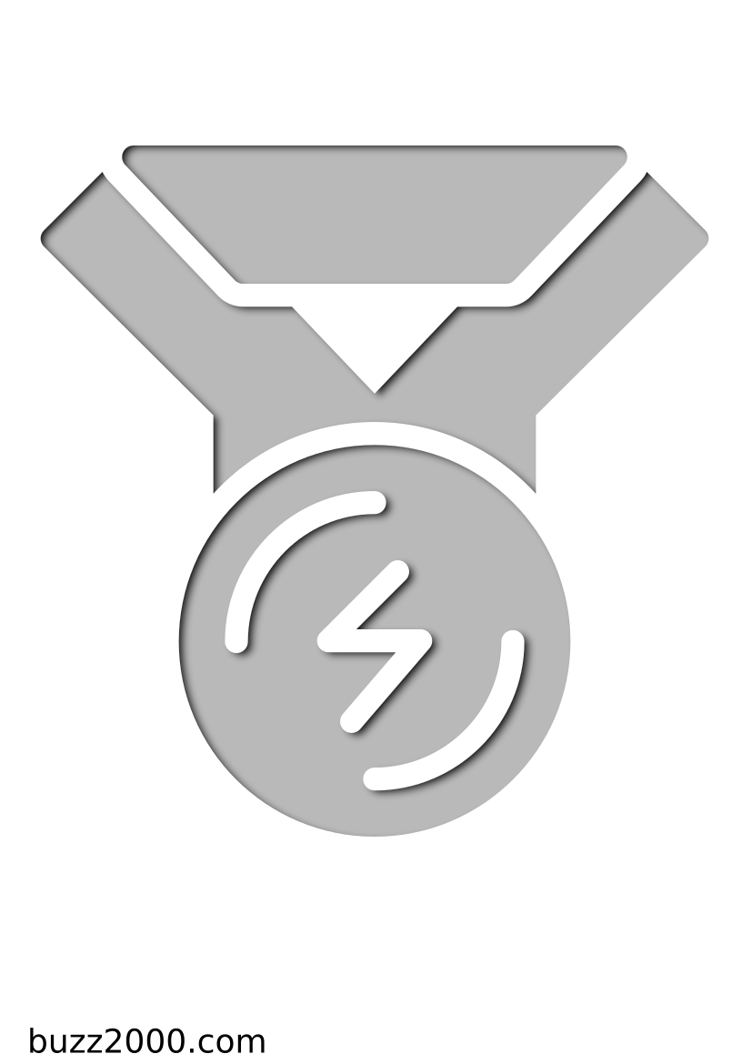 Pochoir Fitness Médaille d'or