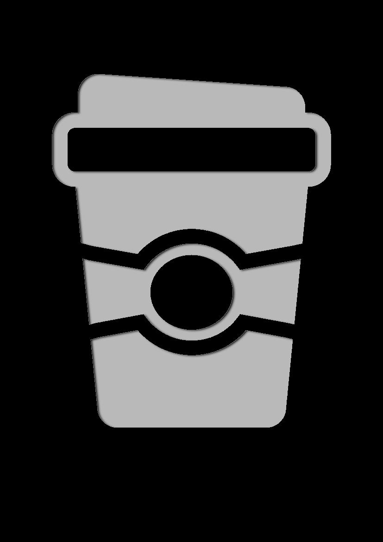 Pochoir Gastronomie Café