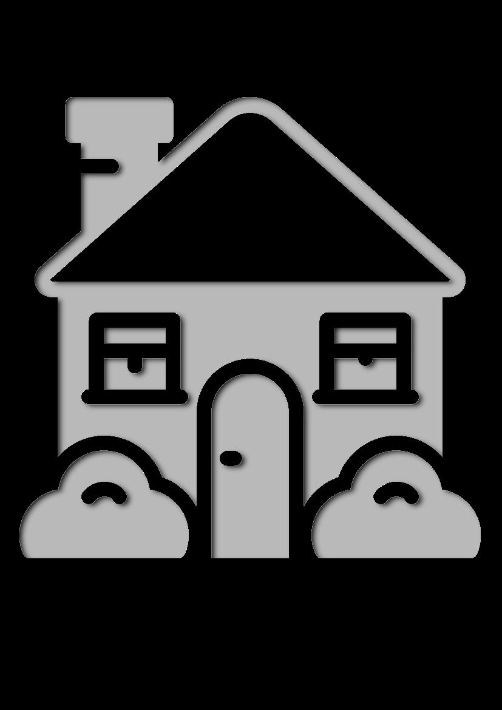 Pochoir Immobilier Maison