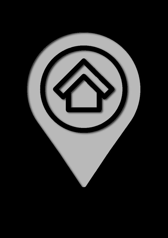Pochoir Immobilier Espace réservé