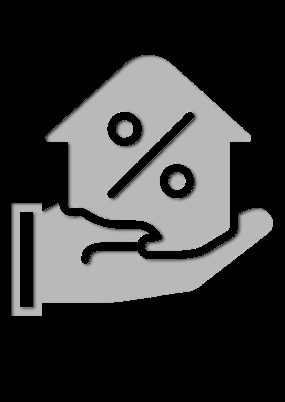 Pochoir Immobilier Hypothèque