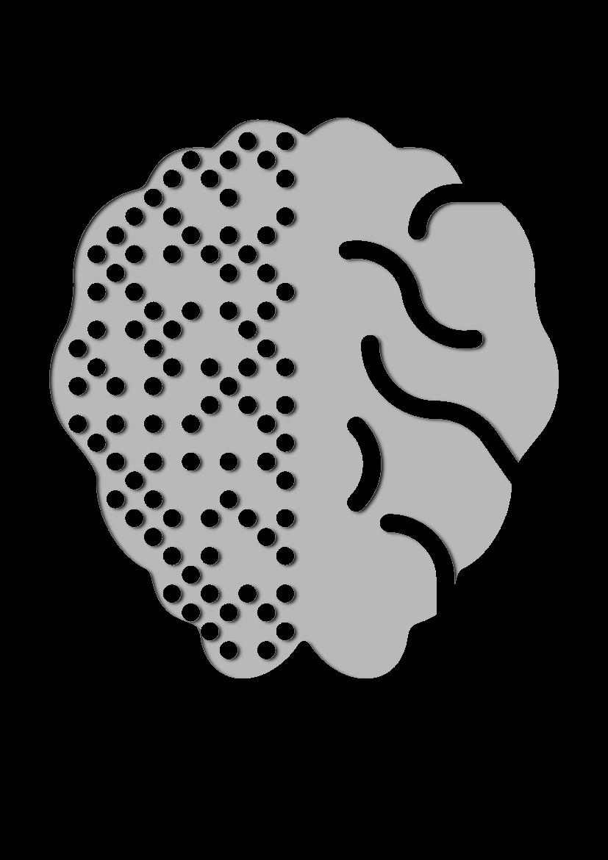 Pochoir Medical Cerveau