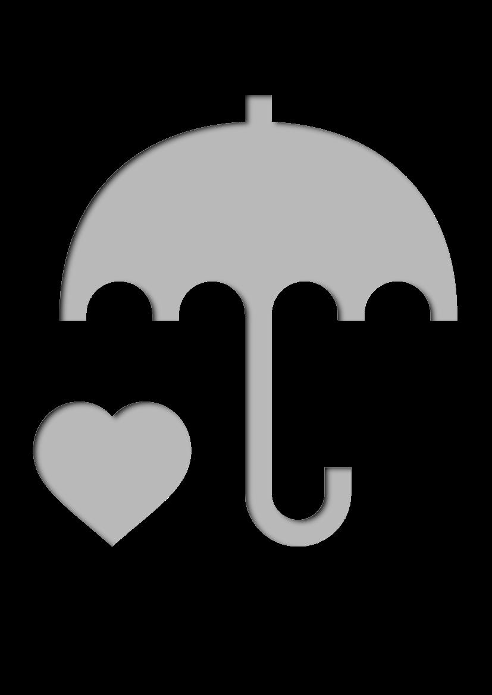 Pochoir Meteo Parapluie