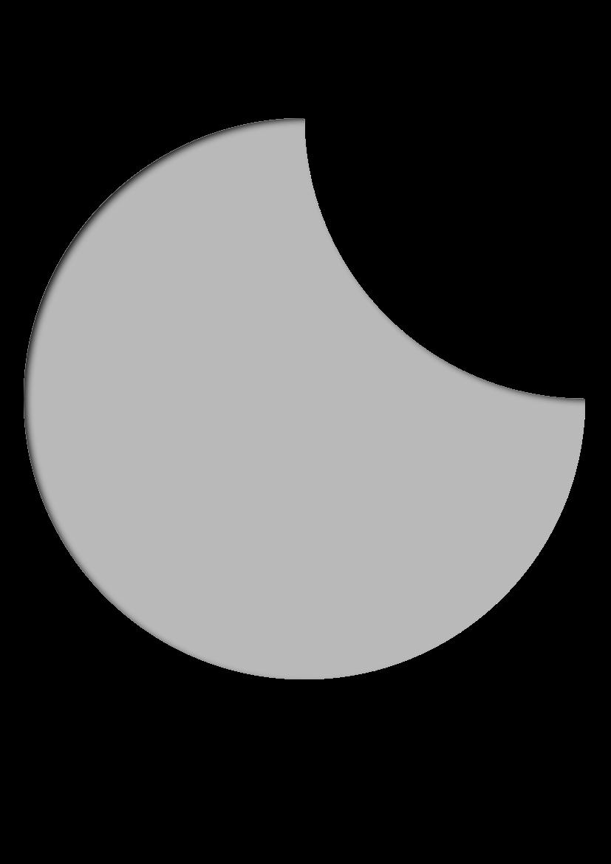 Pochoir Meteo Lune