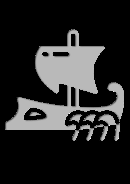 Pochoir Mythologie-grecque Trir�me