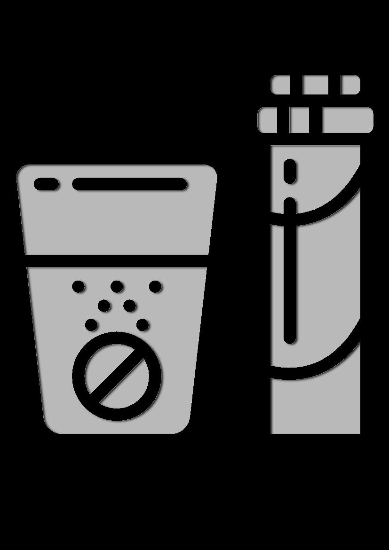 Pochoir Regime-et-nutrition Effervescent