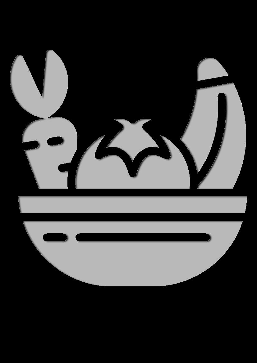 Pochoir Regime-et-nutrition Fruits
