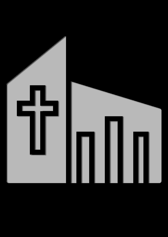 Pochoir Religion Église