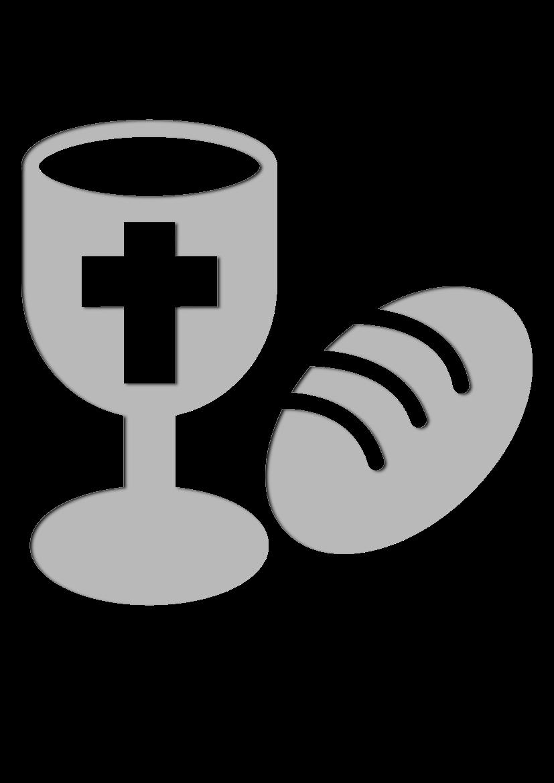 Pochoir Religion Communion