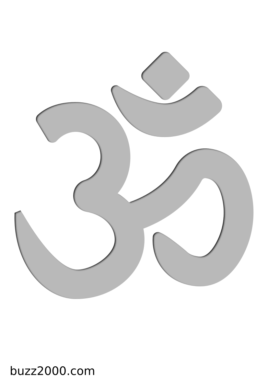 Pochoir Religion Hindouisme