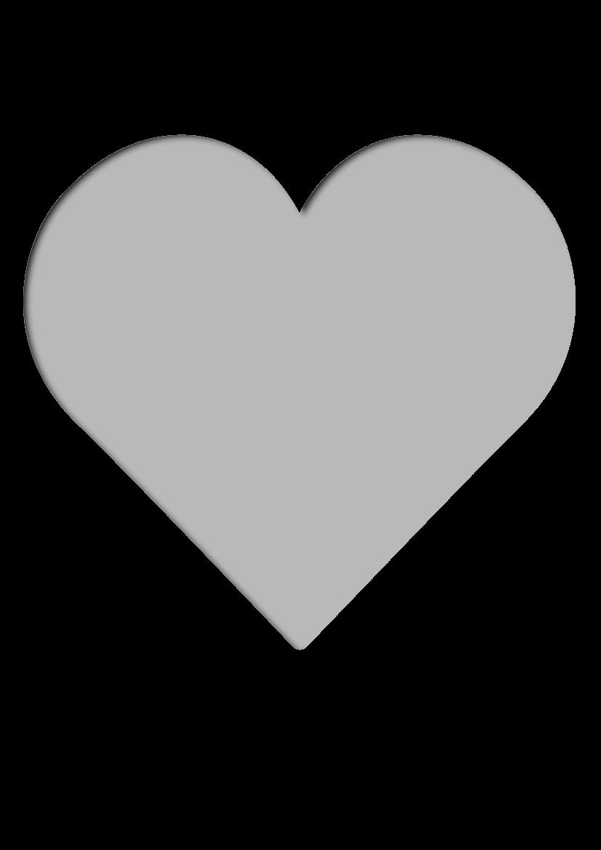 Pochoir Romantique Amour