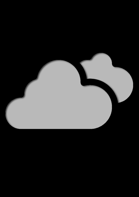 Pochoir Saisons Des nuages
