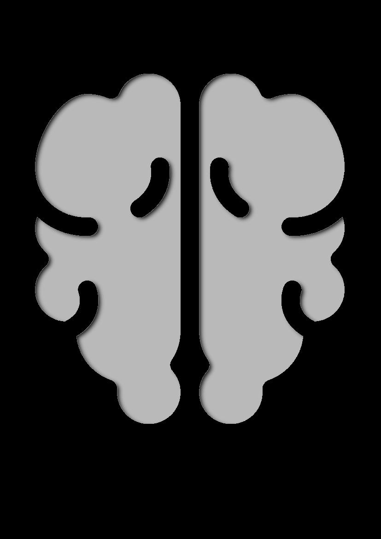 Pochoir Science Cerveau