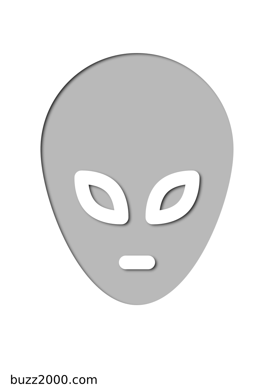 Pochoir Science Extraterrestre