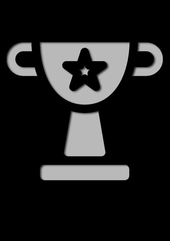 Pochoir Sports Trophée
