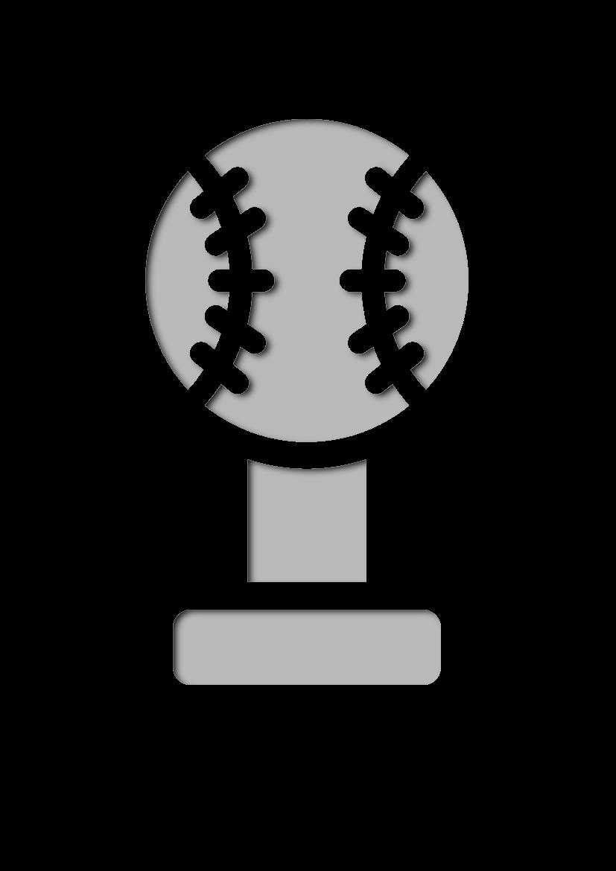 Pochoir Sports Troph�e