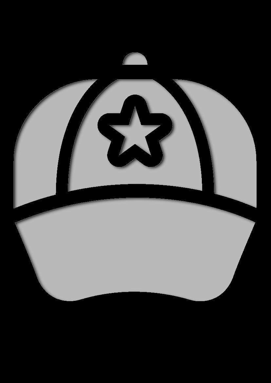 Pochoir Sports Casquette de baseball