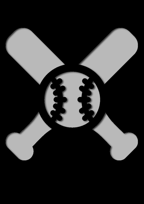 Pochoir Sports Chauve souris